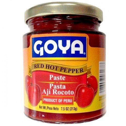 Pasta de ají rocoto Goya Perú